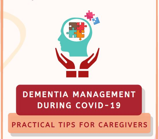 Dementia Management during COVID-19