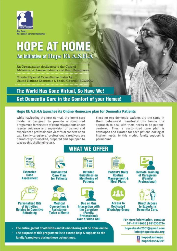 Hope at Home ASHA