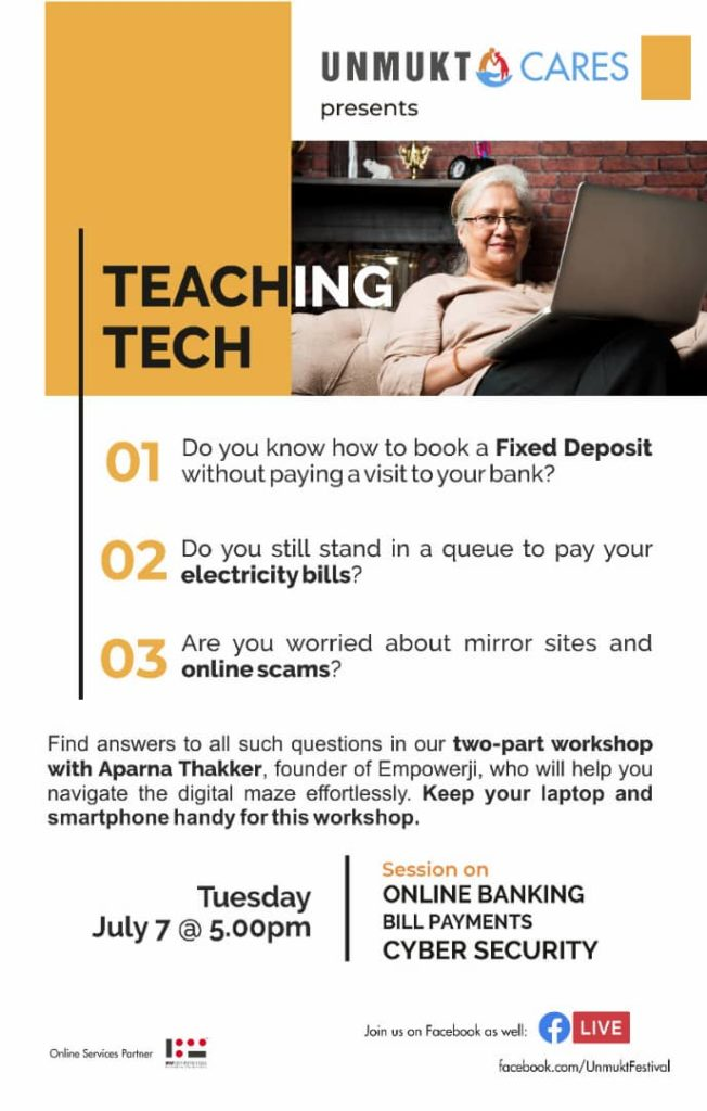 Teaching Tech UNMUKT Cares